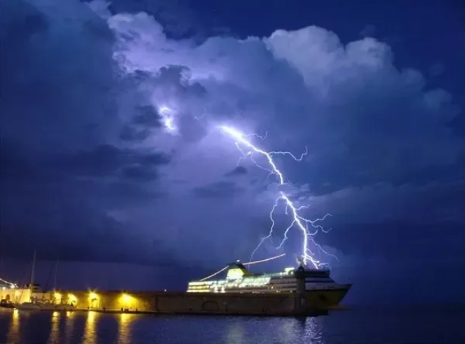 Lightning Protection For Marine Boats and Vessels